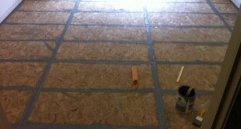 Great Ideas Painting Plywood Subfloor