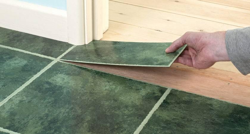Great Ideas Self Adhesive Vinyl Floor