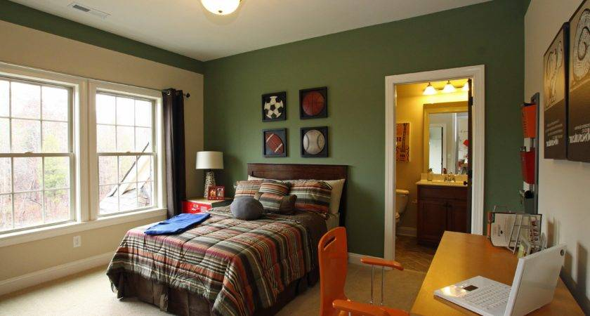Green Accent Wall Ideas Imgkid