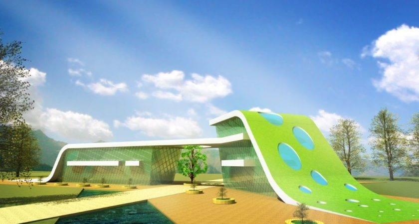 Green Architecture Concept Bengfa Info