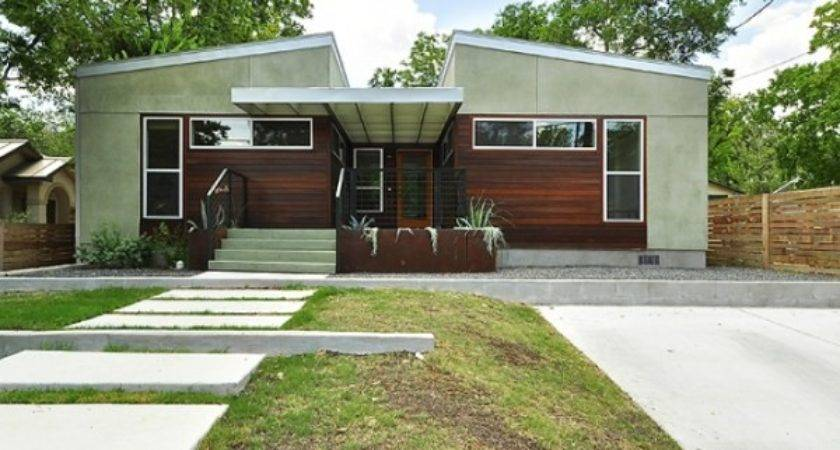 Green Modular Home Floor Plans Modern