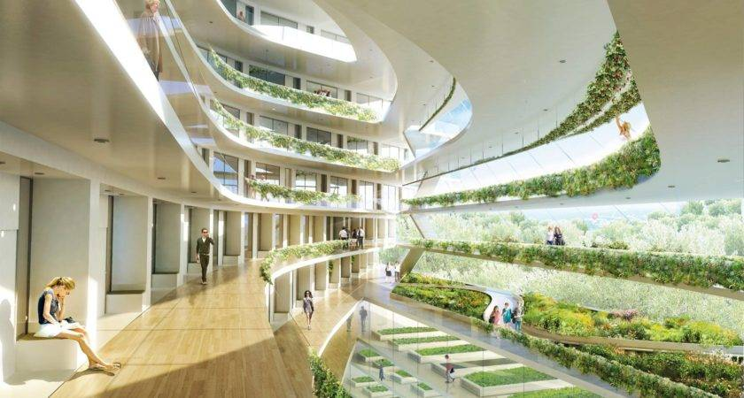 Green School Stockholm Air Quality Architectural Design