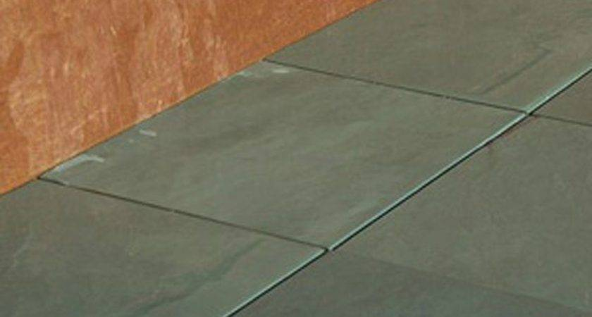 Grey Slate Outdoor Deck Tile Homeinfatuation