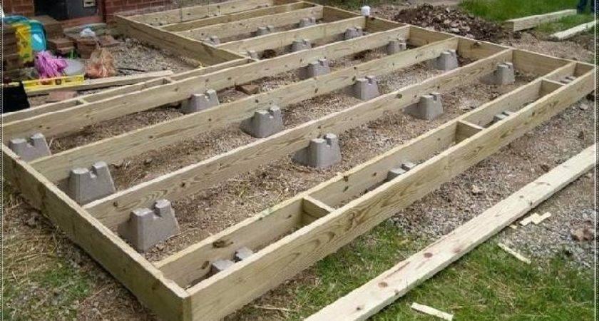 Ground Level Deck Simplir
