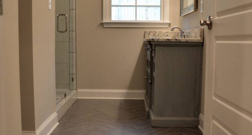 Hall Bathroom After Renovation Flip House Plantation