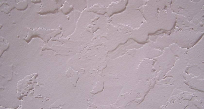 Hand Trowel Wall Texture