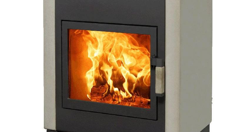 Harrie Leenders Mats Wood Burning Stove Black