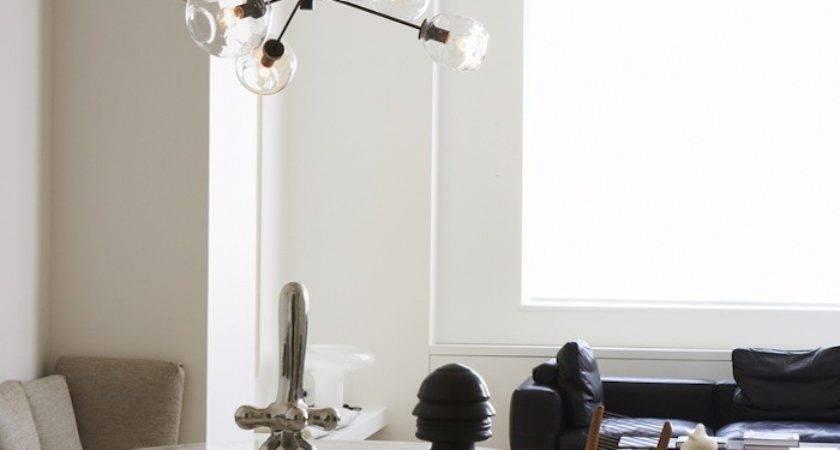 High Low Globe Light Fixtures Remodelista