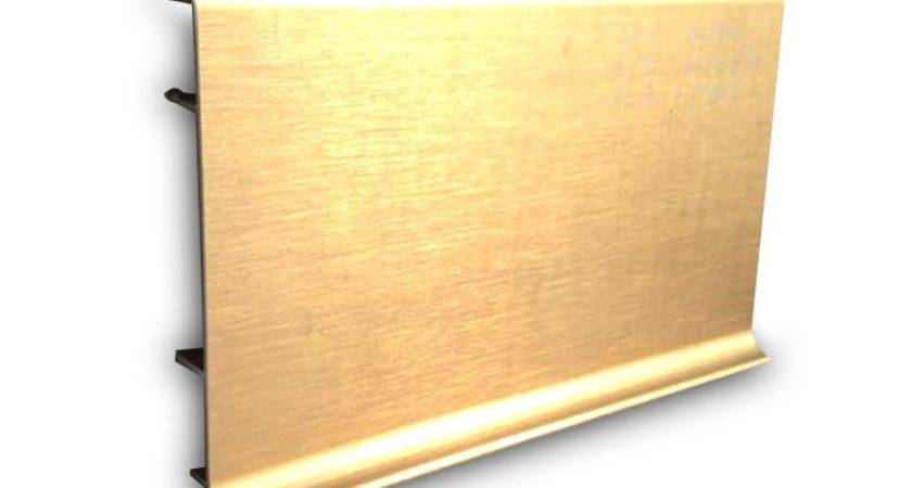 High Quality Aluminum Skirting Baseboard Flooring