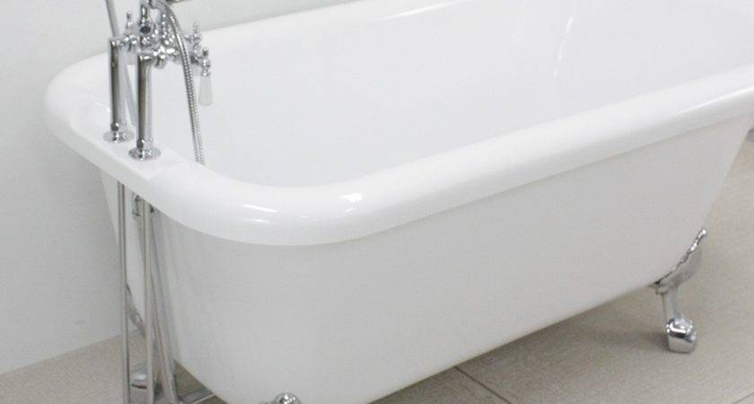Hlfl Fpk Hotel Collection Classic Clawfoot Tub