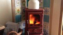 Hobbit Small Multi Fuel Cast Iron Stove
