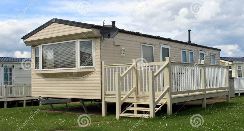 Holiday Caravan Mobile Home