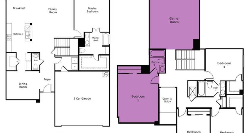 Home Additions Floor Plans Room Addition House