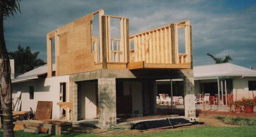 Home Additions Framing Millsaw Construction