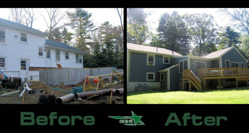 Home Additions Green Star Builders South Shore