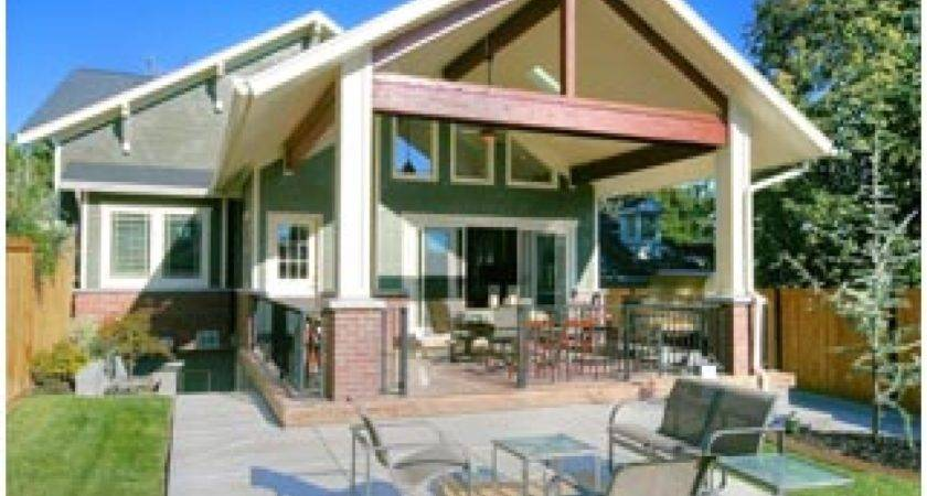 Home Designs Ranch Covered Porch Joy Studio