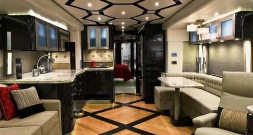 Home Flooring Ideas Luxury Mobile Interior Tiny
