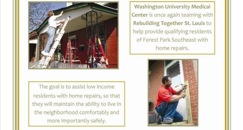 Home Renovation Assistance Program Senior