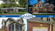 Home Renovation Before After Glazer Construction Atlanta