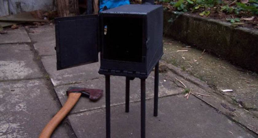 Homemade Small Wood Burning Stove Ftempo