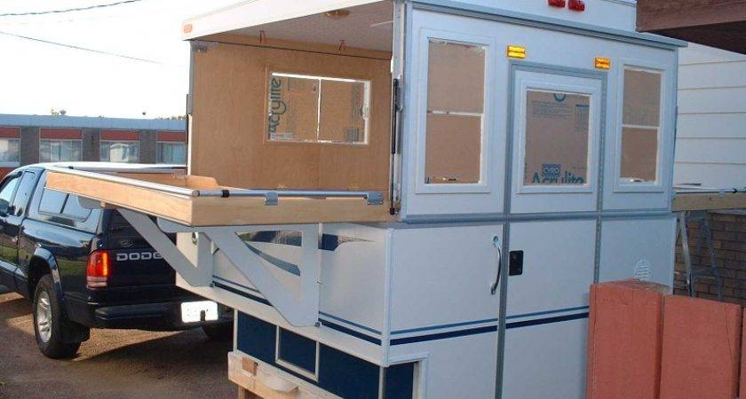 Homemade Truck Camper Joy Studio Design Best