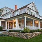 Homes Beautiful Wrap Around Porches Housely