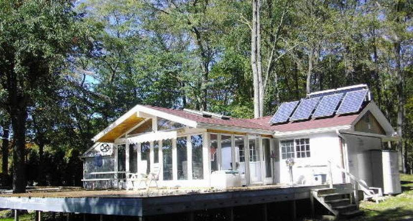 Homesteading Manufactured Home Transformation