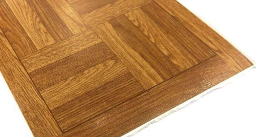 Hot Sales Wood Grain Vinyl Tile Traditional