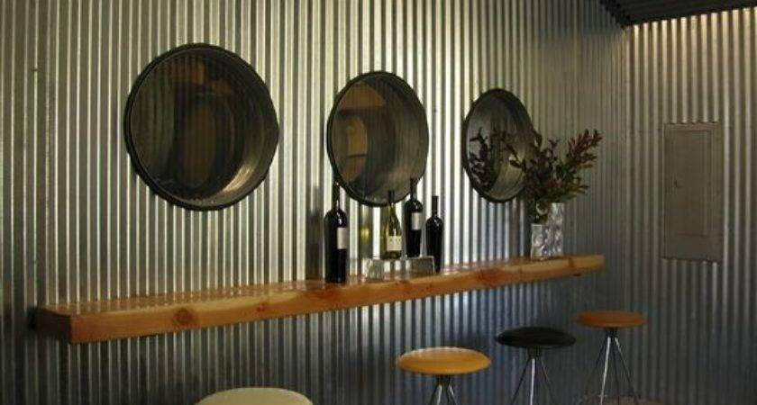 House Mann Commercial Projects Tasting Room