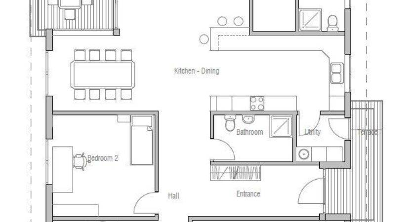 House Plans Kitchen Middle Best