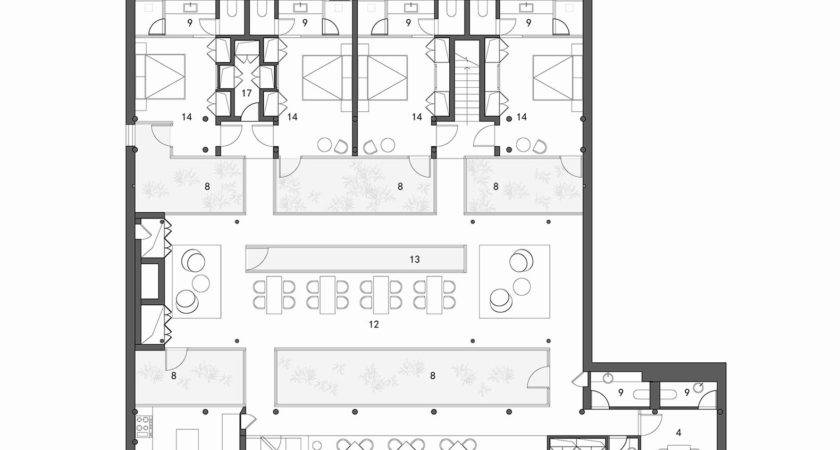 House Plans Kitchen Middle Fresh Shaped