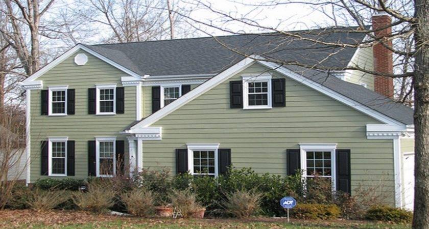 House Siding Colours Best Wood
