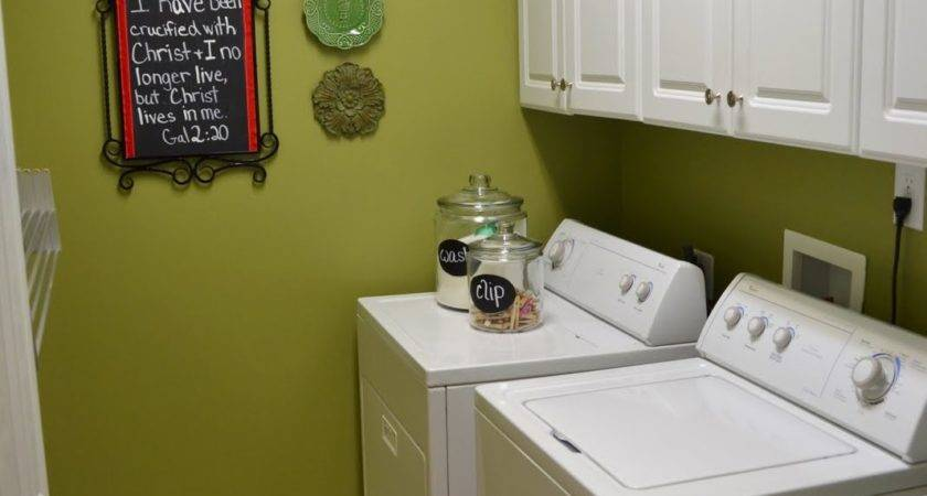 House Tour Laundry Room Worthing Court