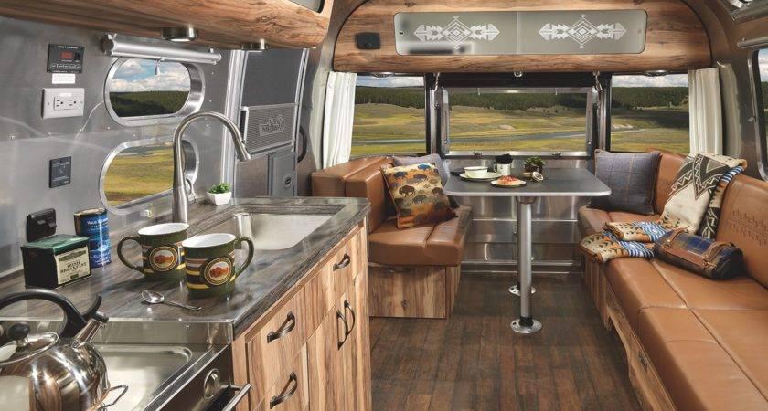 Iconic Airstream Gets Magnificent Revamp Celebrate
