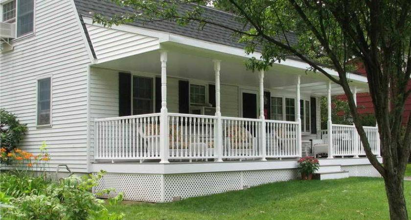Ideas Beautiful Front Porch Designs