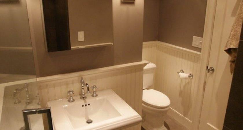 Ideas Decorating Small Half Bath Fresh Ingenious