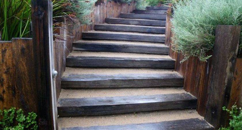 Ideas Design Exterior Stairways