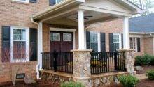 Ideas Double Front Porch House Plans Home