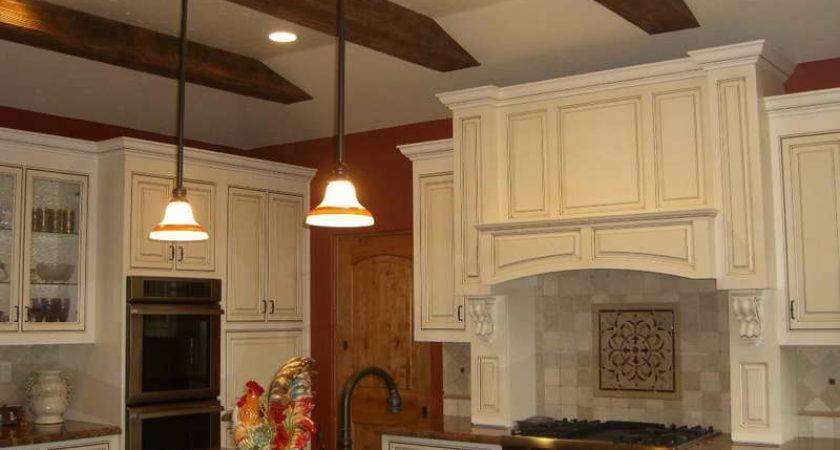 Ideas Modern Kitchen Exposed Beam Ceiling Lighting