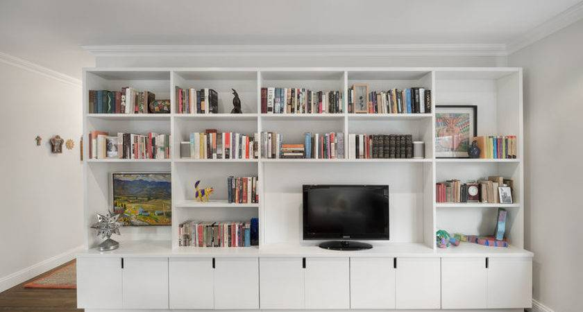 Importance Living Room Storage Cowan