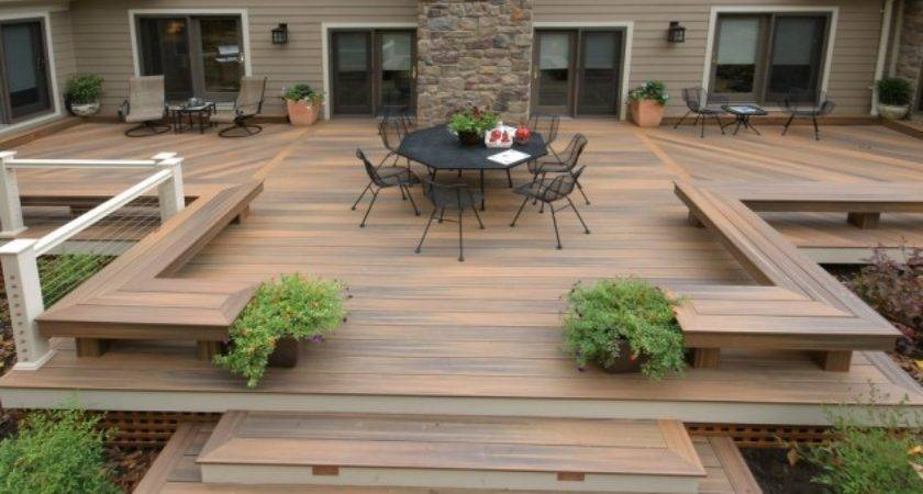 Impressive Modern Deck Designs Your Backyard Rooftop