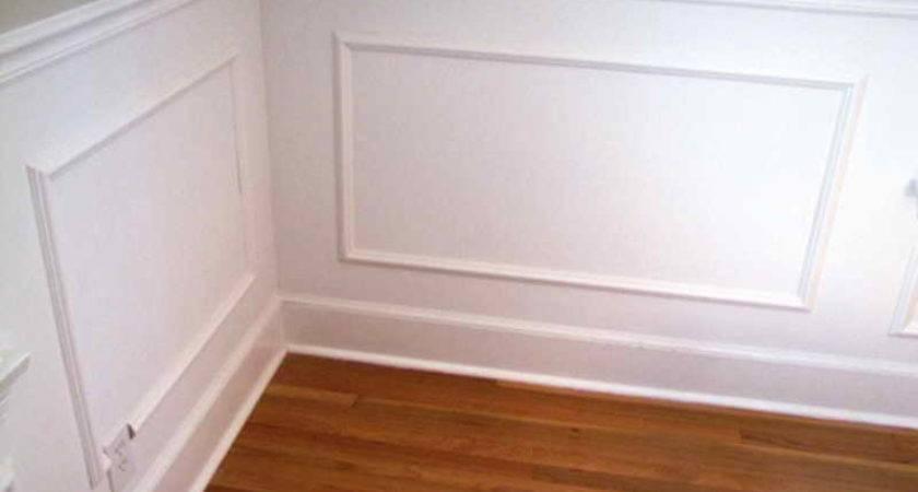 Improvement Paint Wainscoting Panels