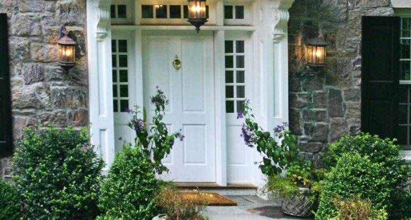 Incomparable Front Door Portico Kits