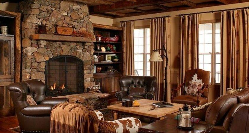 Incredible Design Schemes Country Style Living Room