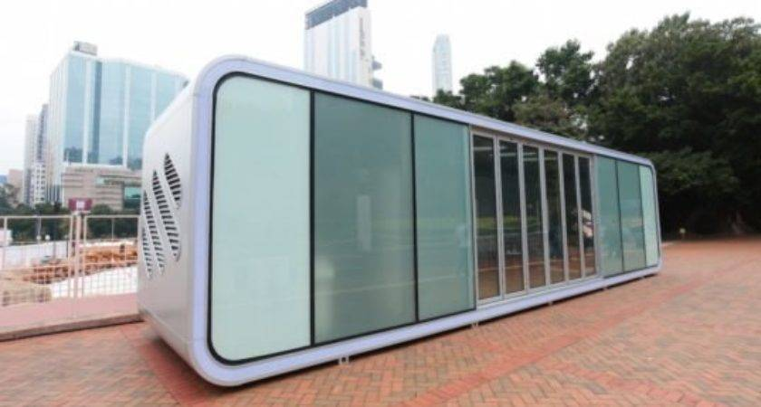 Incredible Pod Homes Help Win Off Grid Living