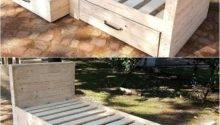 Ingenious Ideas Wooden Pallet Reusing