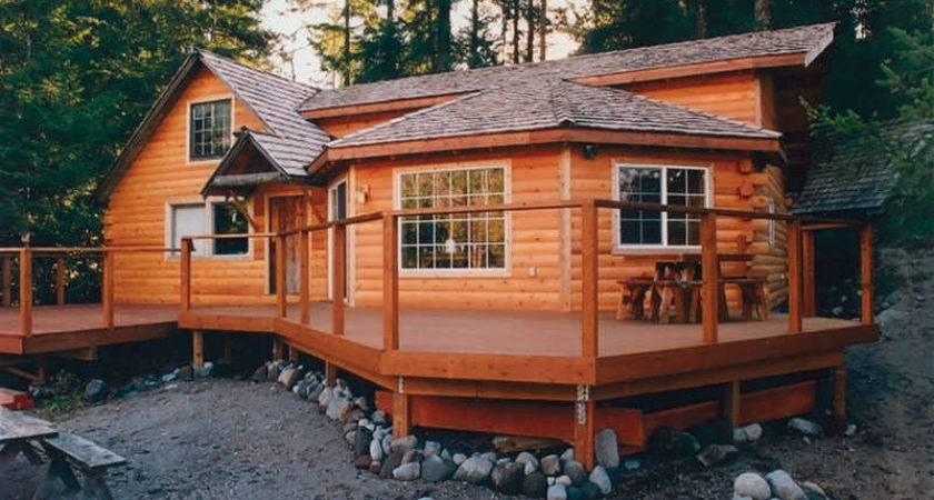 Innovative Rustic Cabin Exteriors