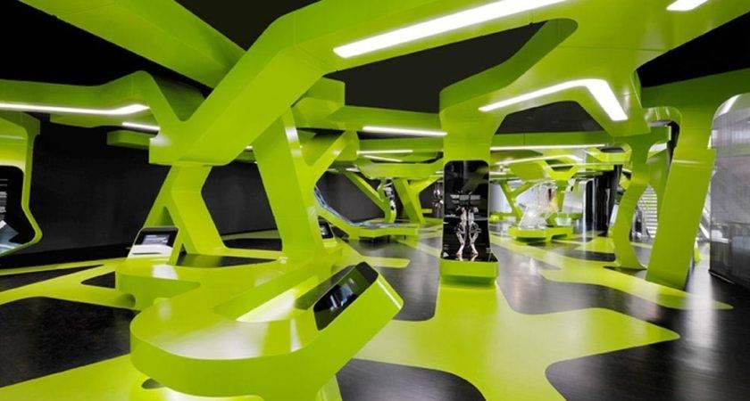 Inside Style Home Modern Green Design