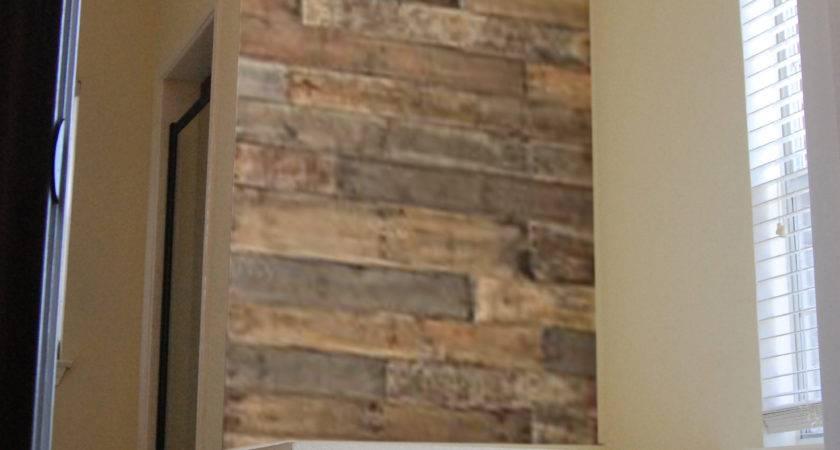 Inspiration Chronicles Barnwood Accent Walls
