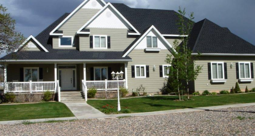 Inspiring Paint Color Ideas Exterior Home Top